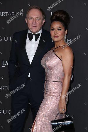Editorial photo of LACMA Art and Film Gala, Arrivals, Los Angeles, USA - 02 Nov 2019