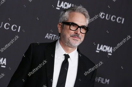 Stock Picture of Alfonso Cuaron