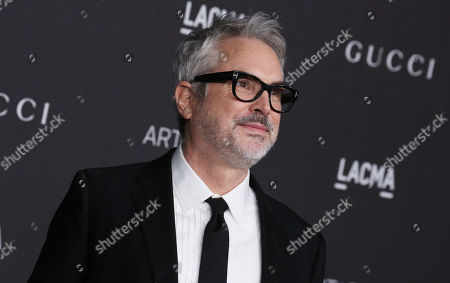 Stock Image of Alfonso Cuaron