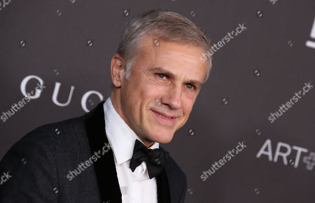 Stock Image of Christoph Waltz