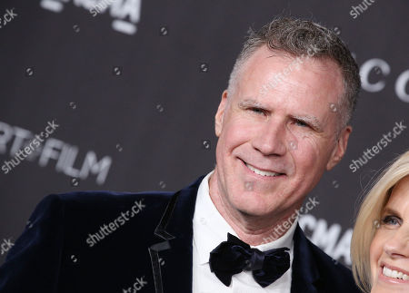 Stock Picture of Will Ferrell