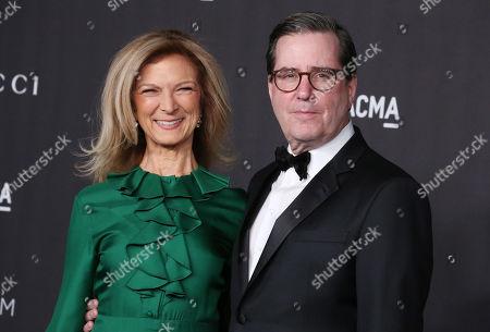 Dawn Hudson and David Rubin
