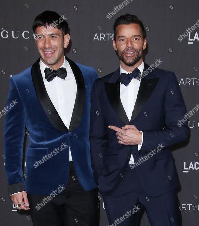 Editorial image of LACMA Art and Film Gala, Arrivals, Los Angeles, USA - 02 Nov 2019