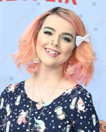 Stock Photo of Merit Leighton