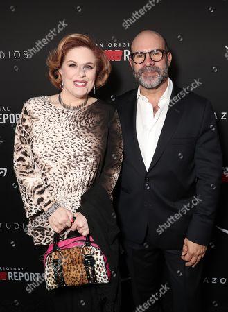 Kat Kramer and Scott Z Burns