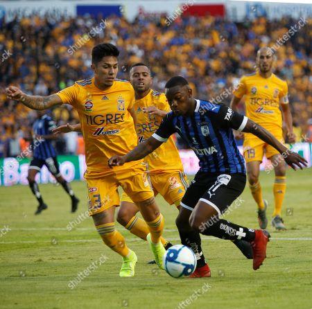 Editorial photo of Queretaro vs Tigres UANL, Mexico - 02 Nov 2019