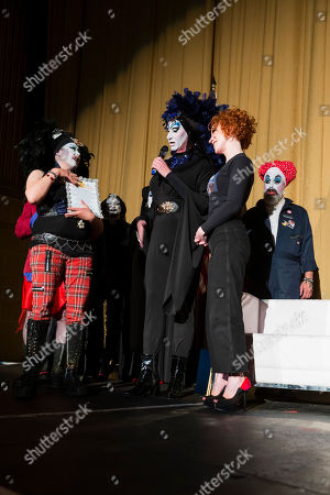 Kathy Griffin and Sisters of Perpetual Indulgence