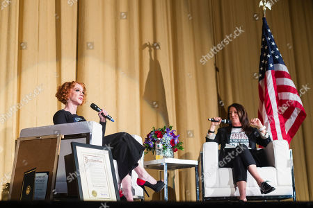 Editorial picture of 'Kathy Griffin: A Hell of a Story', Castro Theater, San Francisco, USA - 02 Nov 2019