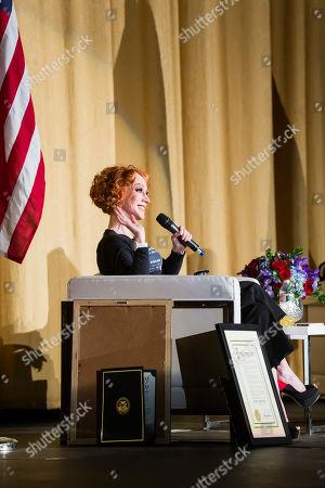 Stock Photo of Kathy Griffin