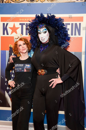 Kathy Griffin and Sister Roma