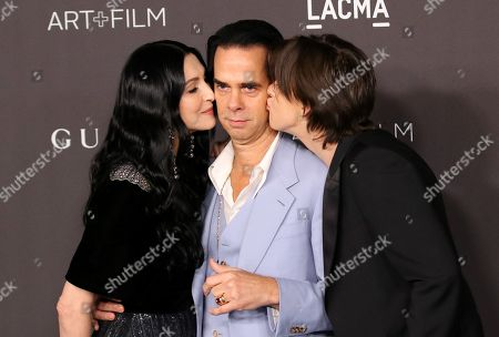 Susie Bick, Nick Cave and Earl Cave