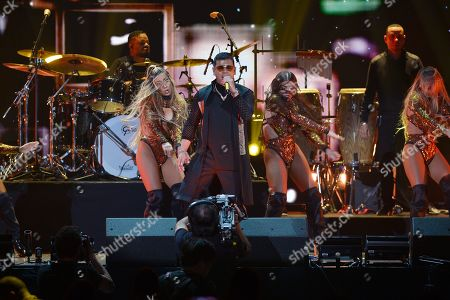Stock Photo of Tito El Bambino performs on stage