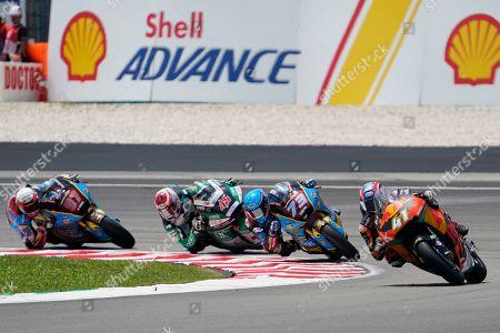 Editorial photo of MotoGP Motorcycle Racing, Sepang, Malaysia - 03 Nov 2019