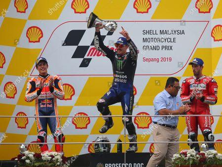 Editorial photo of Malaysia Motorcycling Grand Prix 2019, Sepang - 03 Nov 2019
