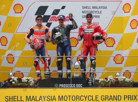 Editorial picture of Malaysia Motorcycling Grand Prix 2019, Sepang - 03 Nov 2019