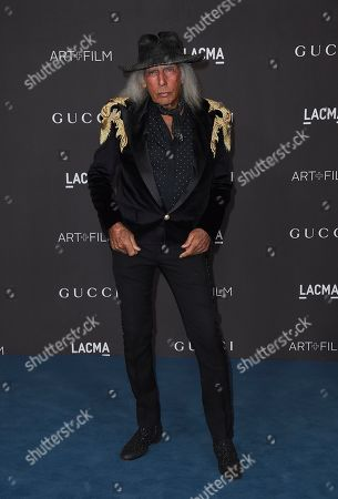 James Goldstein arrives at the 2019 LACMA Art and Film Gala at Los Angeles County Museum of Art, in Los Angeles