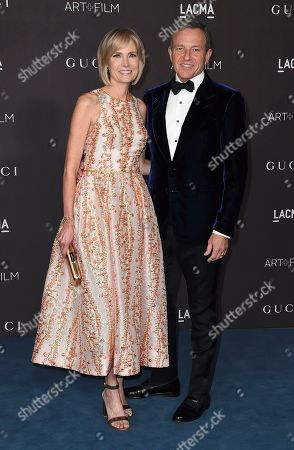 Willow Bay, Bob Iger. Willow Bay and Bob Iger arrive at the 2019 LACMA Art and Film Gala at Los Angeles County Museum of Art, in Los Angeles