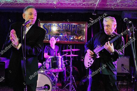 Robert Gordon and Chris Spedding