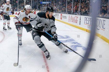 Editorial image of Blackhawks Kings Hockey, Los Angeles, USA - 02 Nov 2019