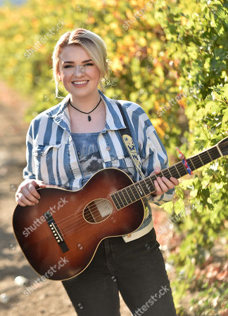 Stock Picture of Maddie Poppe