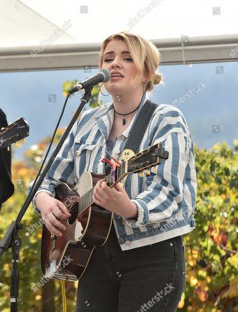Editorial image of 'Live in the Vineyard' Day 2, Napa, California, USA - 02 Nov 2019