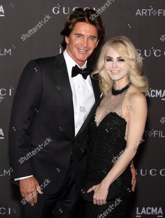 Editorial image of LACMA Art and Film Gala, Arrivals, Los Angeles, USA - 02 Nov 2019