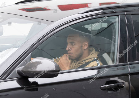 Stock Picture of Bayern Munich's Corentin Tolisso leaves the Club's training ground at the Saebener Strasse in Munich, Bavaria, Germany, 03 November 2019. Bayern Munich head coach Niko Kovac is under pressure after Bayern Munich?s historic 5-1 defeat against Frankfurt in German Bundesliga. According to media reports, he will retain his position for the time being.