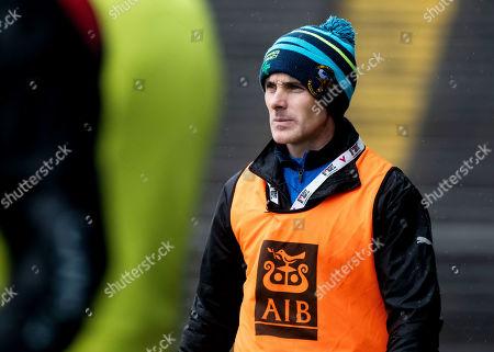 Ballintubber vs Glencar-Manorhamilton. Glencar-Manorhamilton manager Shane Ward