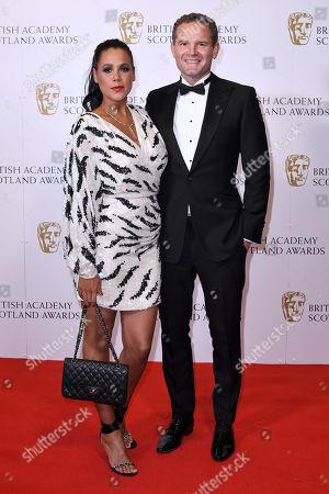 Editorial photo of British Academy Scotland Awards, Arrivals, Glasgow, Scotland, UK - 03 Nov 2019