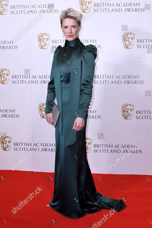 Editorial picture of British Academy Scotland Awards, Arrivals, Glasgow, Scotland, UK - 03 Nov 2019