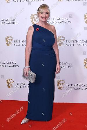 Editorial image of British Academy Scotland Awards, Arrivals, Glasgow, Scotland, UK - 03 Nov 2019