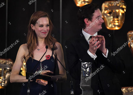 Stock Photo of Exclusive - Chloe Pirrie and James Harkness