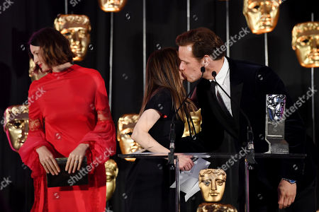 Exclusive - Director Fiction - Shirley Henderson on behalf of Jon S Baird presented by Caitriona Balfe and Sam Heughan