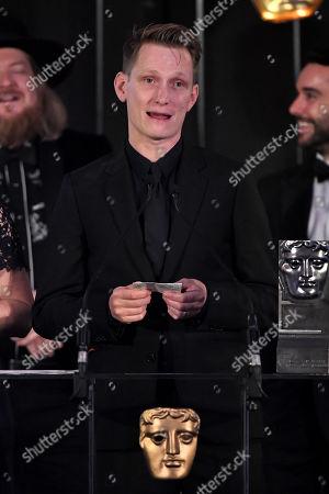 Editorial image of Exclusive - British Academy Scotland Awards, Ceremony, Glasgow, Scotland, UK - 03 Nov