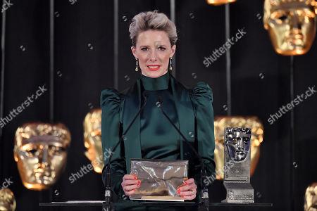 Editorial photo of Exclusive - British Academy Scotland Awards, Ceremony, Glasgow, Scotland, UK - 03 Nov