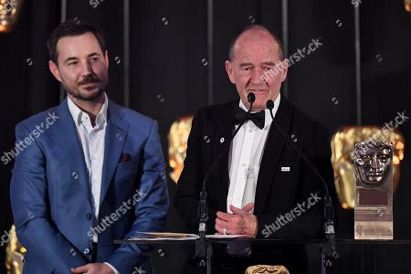 Stock Photo of Exclusive - Martin Compston and David Hayman