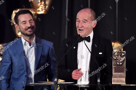 Stock Image of Exclusive - Martin Compston and David Hayman