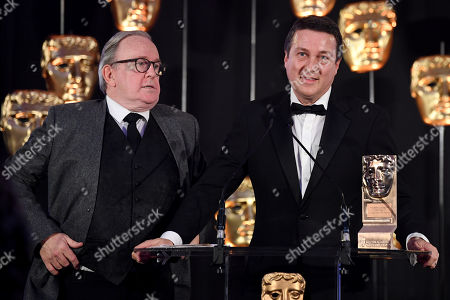 Stock Image of Exclusive - Gregory Edward Hemphill - Outstanding Contribution To Television - Still Game