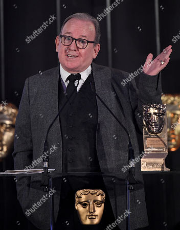 Exclusive - Ford Kiernan - Outstanding Contribution To Television - Still Game