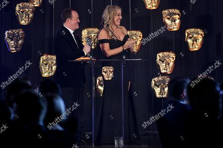 Exclusive - Jonathon Watson and Joy McAvoy