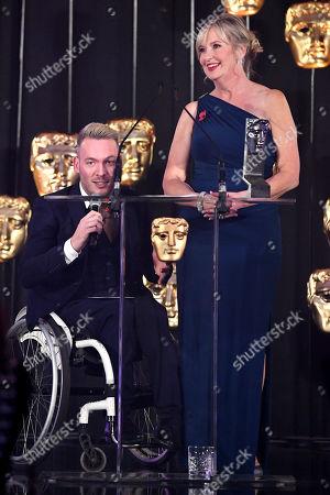 Exclusive - Martin Dougan and Carol Kirkwood