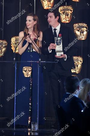 Editorial picture of Exclusive - British Academy Scotland Awards, Ceremony, Glasgow, Scotland, UK - 03 Nov