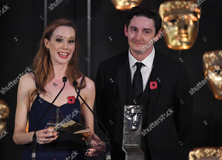 Exclusive - Chloe Pirrie and James Harkness