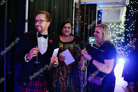 Stock Picture of Exclusive - Ian Stirling, Sharon Rooney