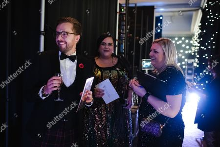 Exclusive - Iain Stirling, Sharon Rooney