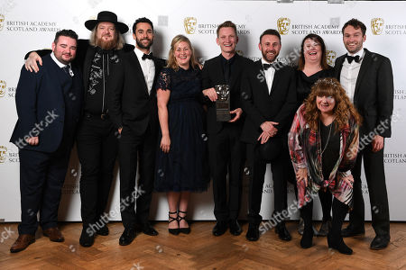 Exclusive - Jack Arnold, Liam Shaw, Clark Crewe, Hannah Farrell, Tom Harper, Stephen Carney, Claire Campbell, Janey Godley and Jack Peters - Feature Film - Wild Rose, presented by Peter Mullan