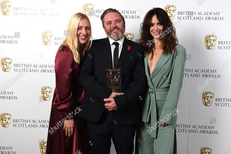Exclusive - Alex Ferns - Actor Television - Chernobyl, presented by Rachel Jackson and Amy Manson