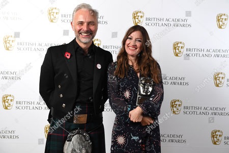 Exclusive - Kelly Macdonald - Actress Television - The Victim, presented by Mark Bonnar