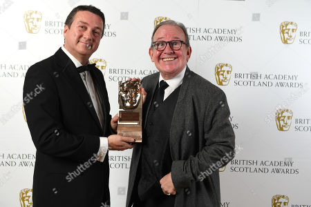 Exclusive - Gregory Edward Hemphill and Ford Kiernan - Outstanding Contribution To Television - Still Game