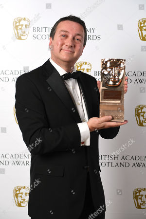 Exclusive - Gregory Edward Hemphill - Outstanding Contribution To Television - Still Game
